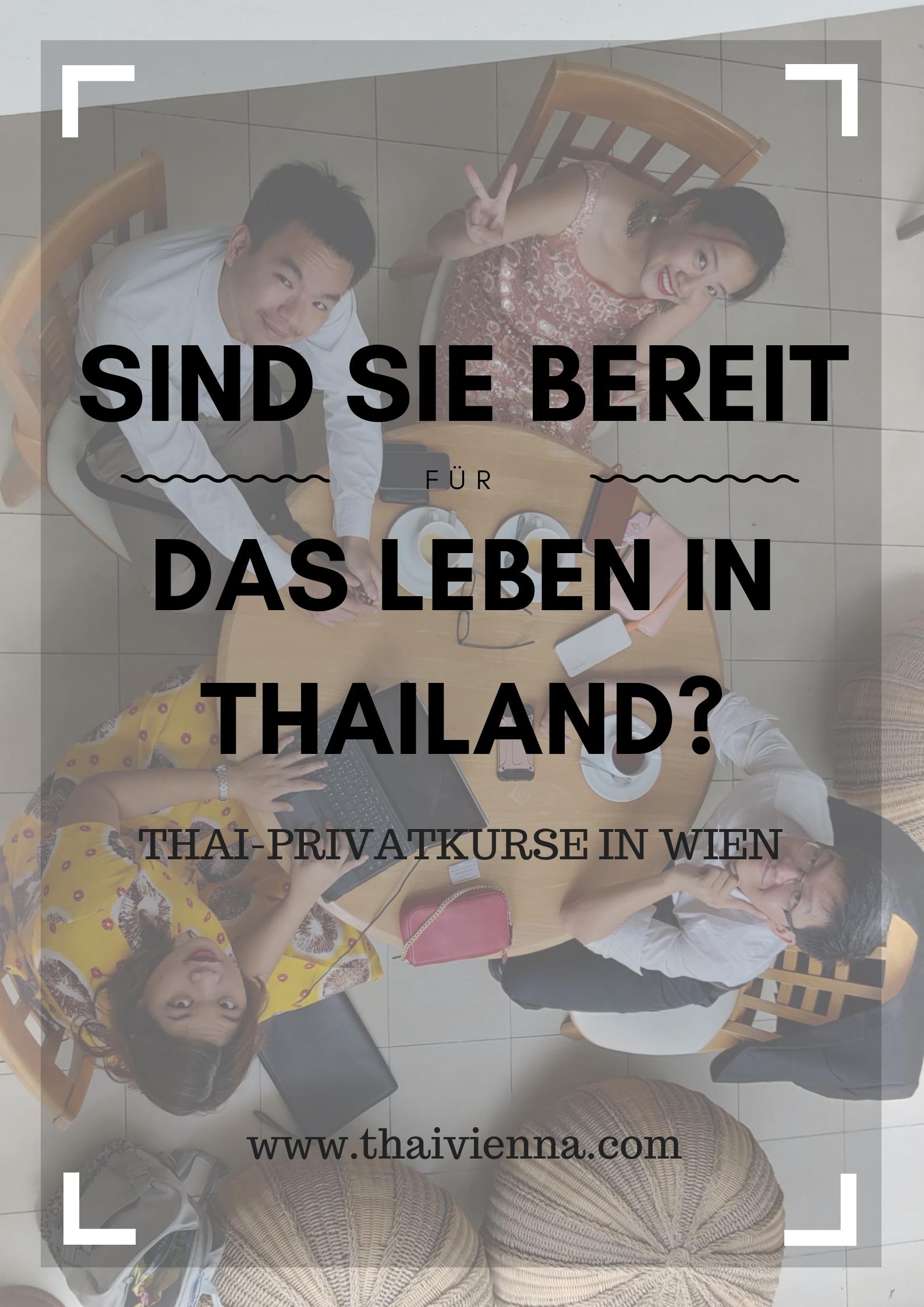 Thai Unterricht